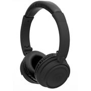 Wicked Audio Endo Bluetooth Wireless On-Ear Headphones, Black (WIBT150)