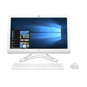 HP 3LB71AA#ABL 24-inch All-in-One Computer, 3.3 GHz Intel Core i5-8400T, 2 TB HDD, 12 GB RAM, Windows 10 Home (64-bit)