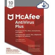McAfee AntiVirus Plus 10 Device [Download]
