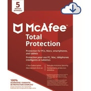 McAfee Total Protection 5 Device [Download]