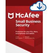McAfee – Logiciel Small Business Security pour 5 appareils [téléchargement]