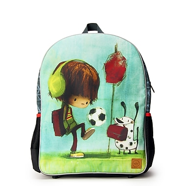 Ketto School Backpack, Ludo (H10-71)