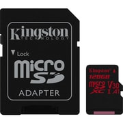 Kingston Canvas React 128 GB microSDXC (SDCR/128GB)