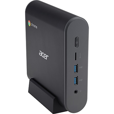 Acer CXI3 Chromebox, Intel Core i7 (8th Gen) i7-8550U 1.80 GHz, 16 GB DDR4 SDRAM, 64 GB SSD, Chrome OS