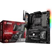 MSI X470 GAMING M7 AC Desktop Motherboard, AMD Chipset, Socket AM4