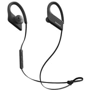 Panasonic Wings Ultra-Light Wireless Bluetooth Sport Earphones, Black, RP-BTS35-K