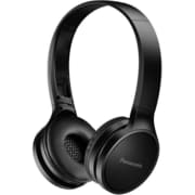 Panasonic Bluetooth On-Ear Headphones, RP-HF400B-K