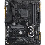 TUF X470-Plus Gaming Desktop Motherboard, AMD Chipset, Socket AM4