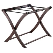 Winsome Wood Scarlett Luggage Rack, Cappuccino (40620)
