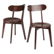 Winsome Wood Pauline 2-Piece Chair Set (94209)