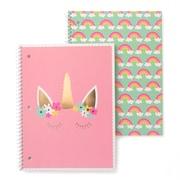 Gartner Studios Unicorns and Rainbows Notebooks
