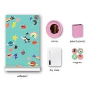 Avery – Trousse WallPops pour casier, 34,5 x 9,8 x 18 (po), couleurs variées