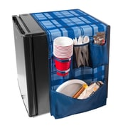 Honey Can Do Mini Fridge Caddy, Blue