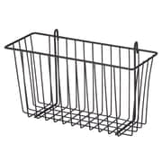Honey Can Do Black Wire Accessory Basket