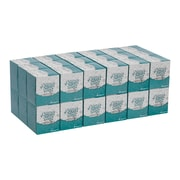 Angel Soft ps Facial Tissue, 2-Ply, White Premium, Cube Box, 96 Sheets/Box, 1 Box/Pack (46580)