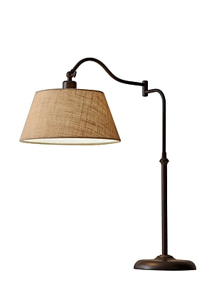 Adesso Rodeo Table Lamp, Antique Bronze (3348-26)