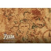 Zelda: Breath of the Wild Hyrule Map Premium Puzzle