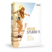 Magix ANR008172BOX-C Vegas Movie Studio 15