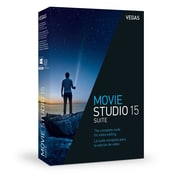 Magix ANR008182BOX-C Vegas Movie Studio 15 Suite