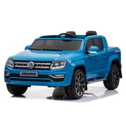 KOOL KARZ Two Seater Volkswagen Amarok Ride-On Toy, English