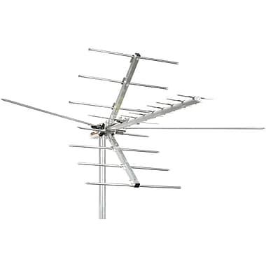 Channel Master – Antenne hertzienne (OTA) DIGITAL ADVANTAGE TVHD VHF/UHF, 45 milles (72 km)