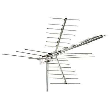 Channel Master – Antenne hertzienne (OTA) DIGITAL ADVANTAGE TVHD VHF/UHF, 100 milles (160 km)