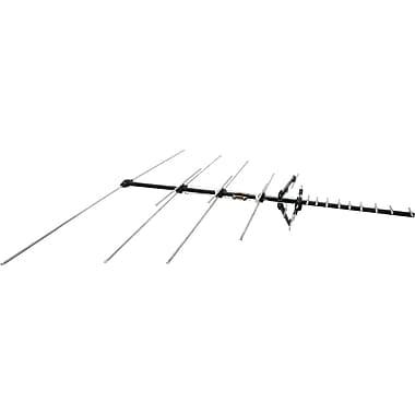 Channel Master – Antenne hertzienne (OTA) MASTERPIECE HDTV FM VHF / UHF, 60 milles (96 km)