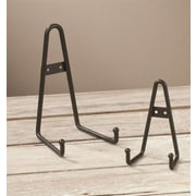Tripar International TR43016 Large Black Metal Ball Tip Table & Wall Stand, 4/Pack