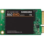 Samsung MZ-M6E1T0BW 860 EVO mSATA SATA III 1 TB Internal SSD