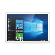 Huawei MateBook HZ-W19 12-inch Touch Screen 2-in-1, 1.1 GHz Intel Core m5-6Y55, 256 GB SSD, 8 GB LPDDR3, Windows 10 Home