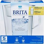 Brita Filtration System Slim Pitcher