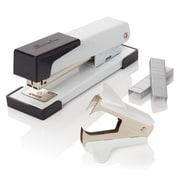 "Swingline Retro Compact Stapler Value Pack, 6-5/8"" x 7/8"" x 6-5/16"", White/Black/Gold (6447419288)"