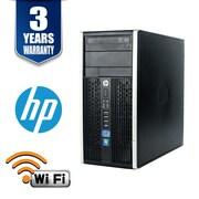 HP - PC de table Optiplex 6300-4-250 tour, remis à neuf, 3,3 GHz Intel Core i3-3220, DD 250 Go, 4 Go DDR3, Windows 10 Famille