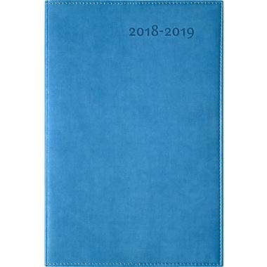 W. Maxwell – Agenda scolaire hebdomadaire 2018/2019, Gama, bleu (134154)