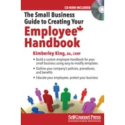 Self-Counsel Press The Small-Business Guide to Creating Your Employee Handbook