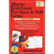 Self-Counsel Press Alberta Real Estate Purchase and Sale Forms