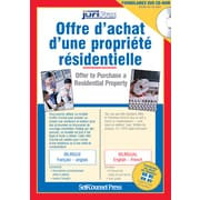 Self-Counsel Press Offer to Purchase Residential Property, French