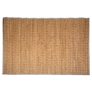CTG Typha Grass Floor Mat, Beige (66471DF)