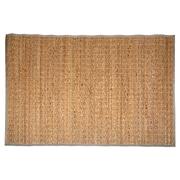 CTG Typha Grass Floor Mat, Beige (66471DF)