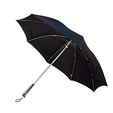 CTG Lightable LED Umbrella, Black (84716DF)