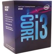 Intel® Core i3-8300 Desktop Processor, 3.7 GHz, Quad-Core, 8MB Cache (BX80684I38300)