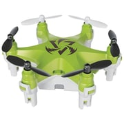 Riviera RC™ Micro Hexacopter Drone, White/Green (RIV-805GR)