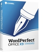 WordPerfect Office X9 Standard Edition Upgrade [Download]