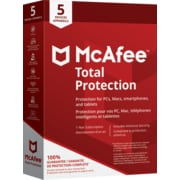 McAfee – Logiciel Total Protection