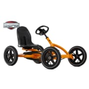 BERG Buddy Orange Pedal Kart (24.20.60.01)