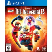 Lego: The Incredibles, PS4