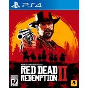 Jeu Red Dead Redemption 2, pour PS4