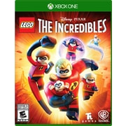 Lego: The Incredibles, XBox One