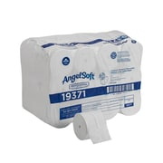 Angel Soft Professional Series® Compact® Premium Coreless 2-Ply Toilet Paper by GP PRO, 750 Sheets/Roll, 36 Rolls(19371)