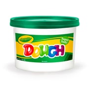 Crayola Moldeling Dough 3LB Bucket Green, BIN1544